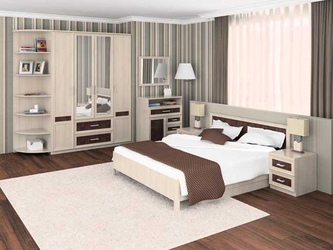спальни фаворит корпусная мебель из дятьково